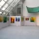 """Landratsamt Ulm - Ausstellung """"Bunte Vielfalt"""" von christinART Ulm"""